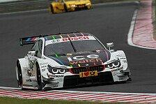 DTM - BMW rockt die Puszta: Wittmann dominiert im Ungarn-Qualifying