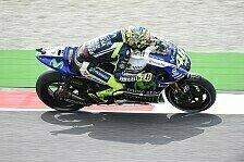 MotoGP - M�glichen Heimsieg im Qualifying verloren: Rossi entt�uscht von eigener Qualifying-Leistung