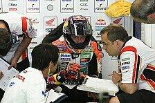 MotoGP - Zwei schwere St�rze an einem Tag: Bradl: Sch�n auf die Fresse bekommen