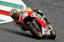 MotoGP - Armschmerzen nach wie vor ein Thema: Pedrosa ratlos: Geschwindigkeit fehlte komplett