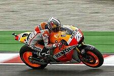 MotoGP - Noch viele Fragezeichen: Pedrosas Arm: Leichte Entwarnung