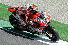 MotoGP - Der Motor ist einfach unglaublich: Dovizioso: Im Rennen alles auf Angriff