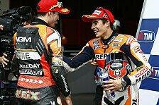 MotoGP - Er ist immer nah an der Spitze: Marquez will Aleix Espargaro auf Factory sehen