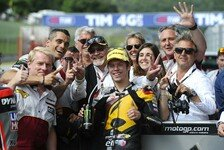 Moto2 - Rabat freut sich �ber Heim-Pole: Die Stimmen aus der ersten Startreihe