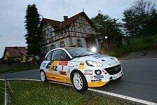 ADAC Opel Rallye Cup - Griebel und Kreim treffen auf starke Konkurrenz: Hohe Messlatte f�r ADAC Opel Rallye Junior Team