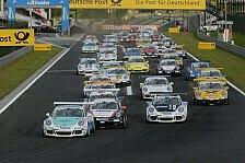 Carrera Cup - Versp�tete Premiere: Sp�ter Erfolg: Engelhart siegt in Ungarn