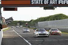 Mehr Sportwagen - Heimsieg f�r van der Zande: 12 Stunden Zandvoort: Dreifachsieg f�r Mercedes