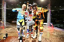 NIGHT of the JUMPs - Satter Vorsprung vor Tschechien : Spanien gewinnt Premiere des Freestyle of Nations