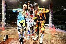 NIGHT of the JUMPs - Satter Vorsprung vor Tschechien : Spanien gewinnt Premiere des Freestyle of Nations