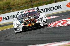 DTM - Hartes Duell zwischen BMW und Audi: Marco Wittmann feiert zweiten Saisonsieg