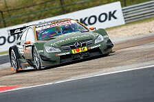 DTM - Bestplatzierter Fahrer statt Sieger: Norisring: Die Stimmen der Mercedes-Fahrer