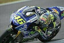 MotoGP - Steigerung am Sachsenring geplant: Rossi nach Vertragsverl�ngerung befreit