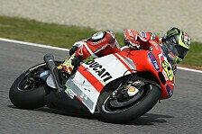MotoGP - Merkw�rdige Probleme mit der Fahrzeugfront: Crutchlow: Entschuldigung nach Bradl-Unfall