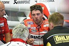 MotoGP - Heftige Kritik an Ducati: Crutchlow: Es hat keinen Sinn mehr, zu fragen