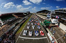 24 h von Le Mans - Rebellion im Niemandsland: Testtag: Audi setzt erste Duftmarke