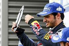 Formel 1 - Schritt f�r Schritt: Tost: Freitagseinsatz f�r Sainz geplant
