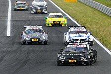 DTM - Aufholjagd auf weichen Reifen: Spengler brennt Options-Feuerwerk ab