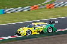 DTM - Herausforderung N�rburgring: Rockenfeller: Heimsieg im Blick