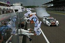 DTM - Bilder: Hungaroring - Rennen