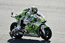 MotoGP - Zwei Elemente, nur eine L�sung: Barcelona beginnt f�r Bautista mit Gabel-R�tsel