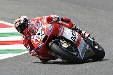 MotoGP - Wenig Zuversicht auf Besserung: Barcelona wohl kein Fall f�r Ducati