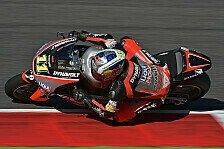 Moto2 - Krummenacher trainiert mit Rossi: Cortese: Jetzt erst recht