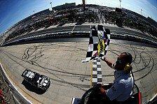 NASCAR - Drei NASCAR-Rekorde in einem Rennen : Johnson siegt nach Rekordfahrt in Dover