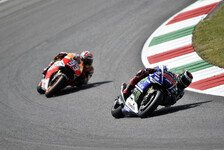 MotoGP - Elf �berholman�ver an der Spitze: Marquez vs. Lorenzo: Die Analyse
