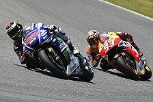 MotoGP - Noch mehr enge Rennen: Lorenzo: MotoGP 2014 besser als im Vorjahr