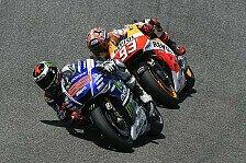 MotoGP - Rainey: Was Marquez kann, kann auch Lorenzo
