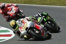 MotoGP - Iannone sammelt Daten
