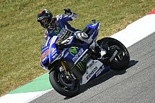 MotoGP - Physis oder Bike verbessern: Gelingt Lorenzo in Montmelo das Triple?