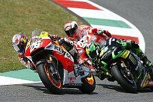 MotoGP - Schwellung am Unterarm: Pedrosa muss sich schonen