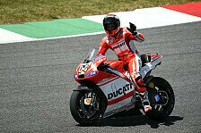 MotoGP - Dovizioso: W�re ein interessanter Test: Beseitigt Zeitplan-�nderung die Gripprobleme?