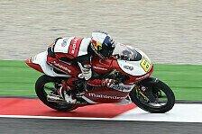 Moto3 - Migno f�hrt ab Silverstone f�r Mahindra: Sissis fliegt raus