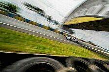 24 h von Le Mans - Testfahrten Le Mans