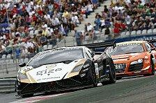 ADAC GT Masters - Heimspiel f�r Grasser Racing auf dem Red Bull Ring: Gaststart von Lamborghini-Team am Red Bull Ring