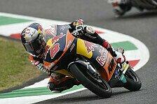 Moto3 - Auf der Geraden fehlt der Speed: Miller hofft auf gr��ere Verkleidung