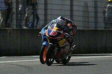 Moto3 - �ttl starker Siebenter: Miller dominiert auch drittes Training