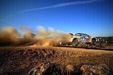 WRC - Wir konnten nichts tun, um das Auto zu retten: Sardinien: Stimmen nach Tag 2