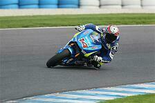 MotoGP - Viele Baustellen vor dem Comeback: Suzuki: Nur m��ige Fortschritte beim Test