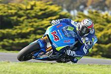 MotoGP - Noch nicht endg�ltig entschieden: Suzuki bereitet sich auf Wildcard-Auftritt vor