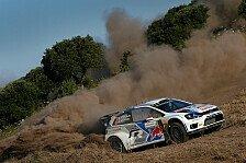 WRC - Zahlreiche Ausf�lle und Pannen: Latvala �bernachtet auf Sardinien an der Spitze
