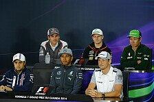 Formel 1 - Bilder: Kanada GP - Donnerstag