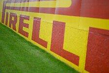 Formel 1 - Ein neuer Look: Silverstone-Test: Pirelli mit 18-Zoll-Reifen