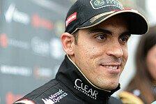 Formel 1 - Ein paar Punkte mitnehmen: Maldonado: Mauern kommen dir sehr nahe