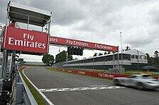 Formel 1 - Bekanntgabe noch am Freitag : Zehnjahresvertrag f�r Kanada GP?