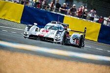 24 h von Le Mans - Gr��e nach schwerem Crash: Duval nach Horror-Unfall: Ich kehre zur�ck