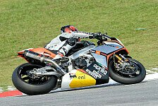 Superbike - Aprilia dominiert in Sepang