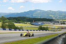ADAC Formel Masters - Jensen: Beide Poles in Siege umwandeln: Doppel-Pole f�r Jensen auf dem Red Bull Ring